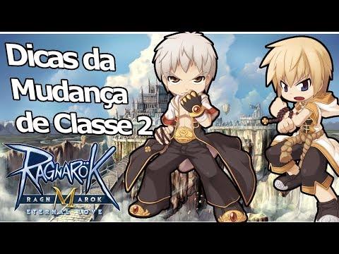 Ragnarok M Eternal Love: Como virar Segunda Classe!!! Dicas Job 2!!! Quest Monge!!! - Omega Play