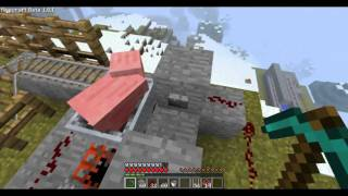 Minecraft Human Cannon/Basic Cannon Tutorial