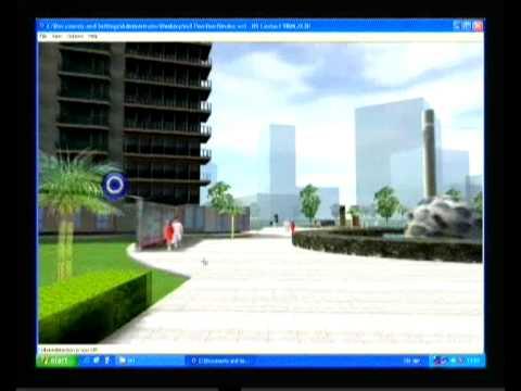 X3D - VRML - Web3D - estate showcase