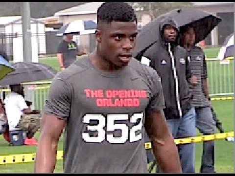 Chauncey Gardner '16 : Cocoa, High Cocoa, FL Nike  Spotlight 2015