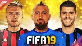 ADDIO HAMSIK, VIDAL AL NAPOLI!!! TOP 10 TRASFERIMENTI ASSURDI IN FIFA 19! [Morata, Suso, Immobile]