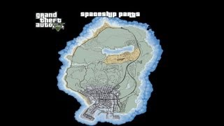 GTA V - All 50 Spaceship parts Locations