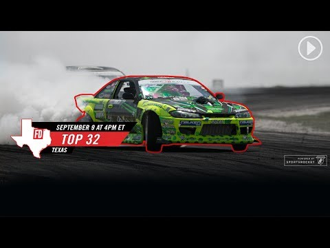 Network A Presents: Formula Drift Texas - Main Event LIVE!