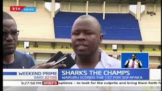 Kariobangi sharks football club makes an entry into continental football
