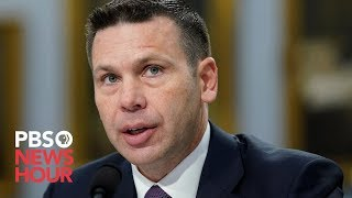 WATCH LIVE: Homeland Security head McAleenan questioned over treatment of migrants