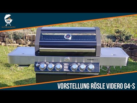 Rösle Gasgrill Vision G4 : Rösle grills spitzenqualität aus dem allgäu bbq love