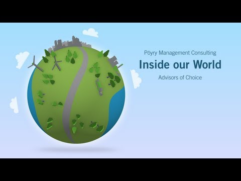 Infographic 'Inside our World'