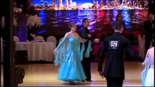 Joan at Toronto Open Ballroom Dance Championships 2016 | Dance with me Toronto