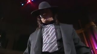 "The Undertaker makes a ""Phantom of the Opera""-themed entrance during Battle at The Royal Albert Hall"