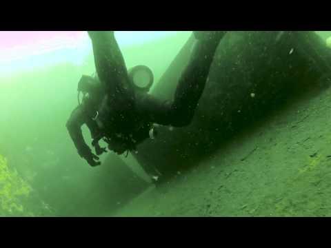 VideoLogbook: 8-3-17 Rivtow Lion dive #2 Nanaimo BC Full Dive