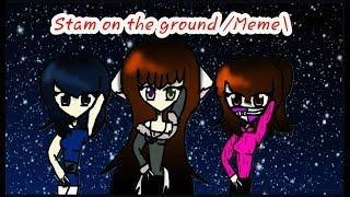 Stam on the ground /Meme\  Happy New Year