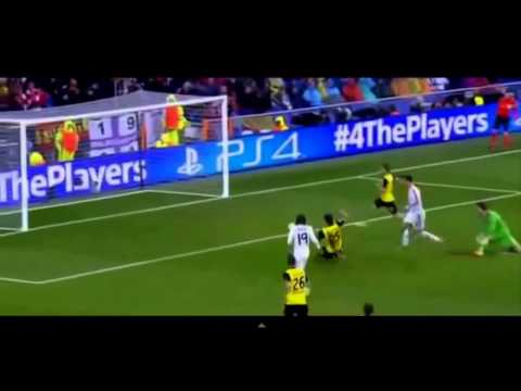 Real Madrid vs Borussia Dortmund 2014 Total 3-2  All Goals & Highlights