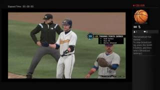 MLB The Show 16 Road To The Show Long Play 1