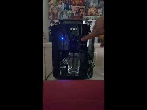 Krups full automatic EA 8100 Series