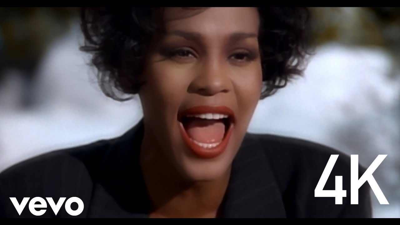 Whitney Houston I Will Always Love You Official Music Video