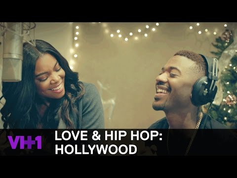 A Holiday Greeting | Almost Christmas Cast & LHH Hollywood | VH1