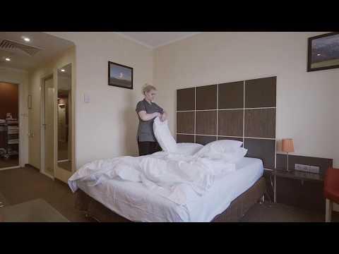 Как красиво заправить постель? | Пермь