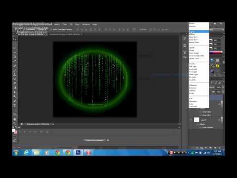 How to create HACKER LOGO (si te bejm nje logo Hackerash)