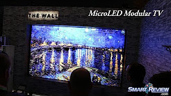 CES 2018 | Samsung MicroLED & 8K TV Technology Lineup | Latest Advances by Samsung