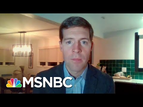 Congressman Says District Mixed On Impeachment   Way Too Early   MSNBC