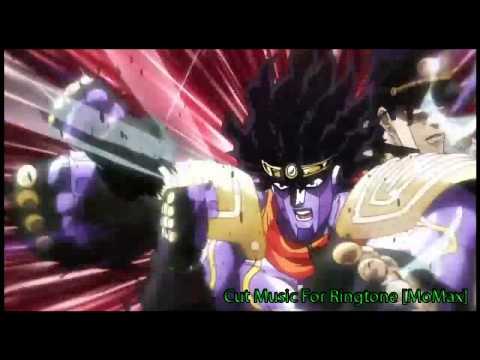 """RingTone -JOJO Jotaro """"ora ora ora"""""""