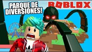 Katastrophen im Vergnügungspark Roblox Evolution Survival Roblox Karim Spiele Spielen