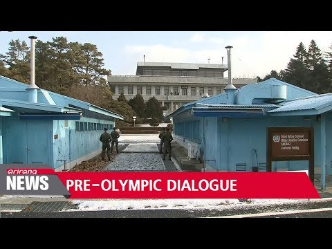 Two Koreas to hold working-level talks on Monday