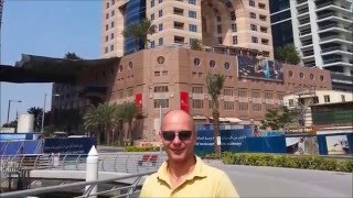 Mój pobyt w Dubaju za  kase  zarobioną w  internecie