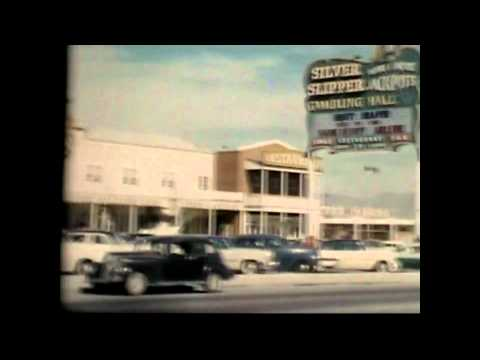 Las Vegas in the Mid Fifties 16mm film by H.G. Mueller