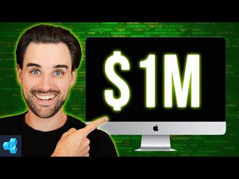 How I Made Over $1,000,000 as a Programmer