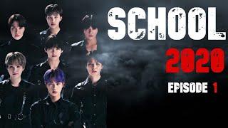 BTS - Taehyung FF  - School 2020 - Episode 1