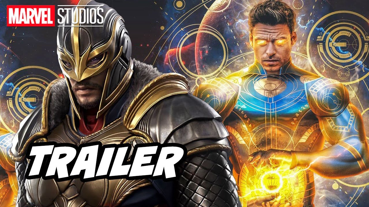 Marvel's new Eternals trailer picks up where Avengers: Endgame left ...