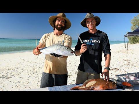 Cooking Australia's BEST REEF FISH! (Back 2 Basics) Ep: 24
