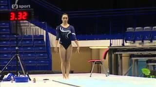 Women VT Final Highlights, Gymnastics World Cup, Ostrava 2012