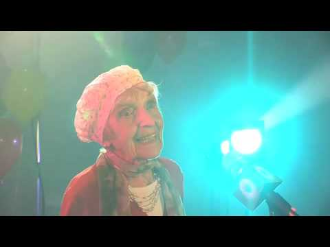 Rappin' Granny and Life Savers WintOGreens Turn 90 Outtakes