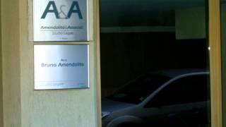 Targhe con Logo Identificativo  Studio Professionale - Ditta Colamesta-bari