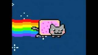 Nyan Cat IN 3D