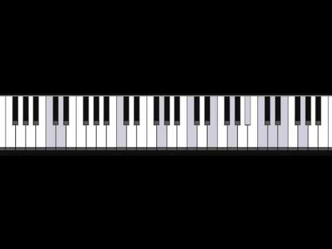 Tutorial Piano The Great Gig In The Sky Pink Floyd Youtube