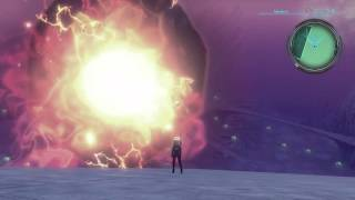 Xenoblade Chronicles X - Luxaar's Xern On Foot Solo (Ether Dual Guns)