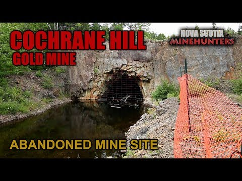 Ep.36 The Abandoned COCHRANE HILL Gold Mine