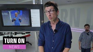 Grafikkarte mit 2 Terabyte Speicher // Schwache Apple-Zahlen // Comic Con Trailerflut - TURN ON News