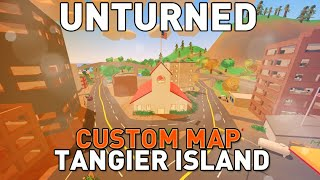 Tangier Island Custom Map - Unturned 3.13.0.0