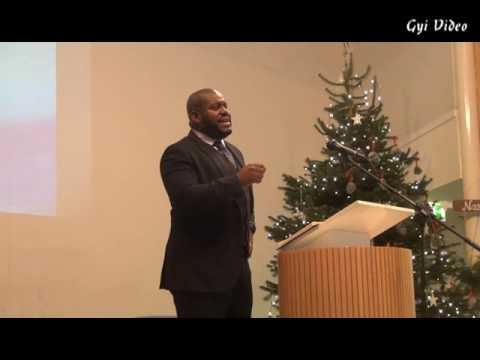 2016 12 17 Newbold Church Early Service Andrew Davis  When Hope Fades  Luke 1