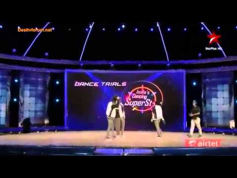 D''Mania  X India's Dancing SuperStar 4th May 2013