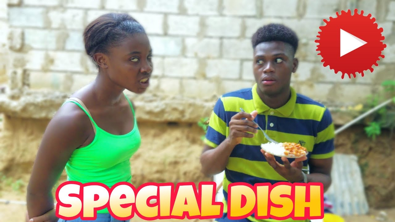 SPECIAL DISH  [ Fry Irish Comedy ]