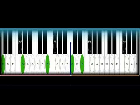Temprano Yo te buscare (piano chords)