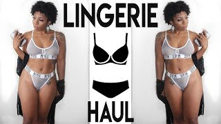 Lingerie Try On Haul | Sultry Limb thumbnail