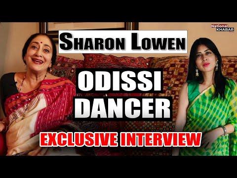 American citizen in Love with Indian Dance - Sharon Lowen in Amrit Rasvadan with Sweta Ranjan