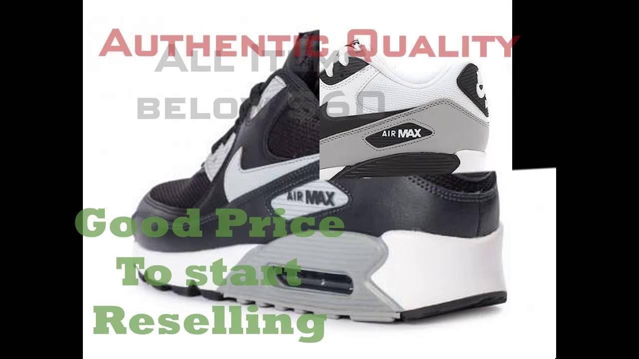 huge discount 90a7d e5342 NIKE AIRMAX IDEAL SHOES WHOLESALE FOR RESELLERS (la boutique homme.com)