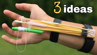 3 incredible ideas for Fun and Amazing Homemade Toys